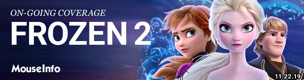 "WATCH: FROZEN 2 unleashes full video of ""Into the Unknown"""