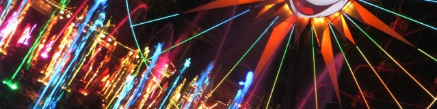 First Look: WORLD OF COLOR – CELEBRATE! debuts for #Disneyland60