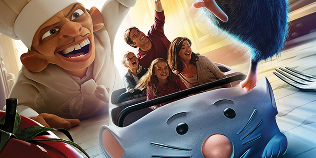 """Disneyland Paris shares a sneak peek at """"Ratatouille"""" the newest attraction coming to the Resort"""