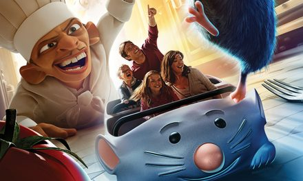 "Disneyland Paris shares a sneak peek at ""Ratatouille"" the newest attraction coming to the Resort"