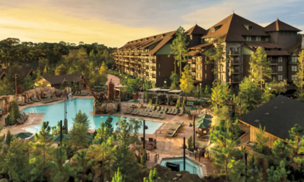 New 'Boulder Ridge Villas at Disney's Wilderness Lodge' continues rustic tradition in brand new expansion