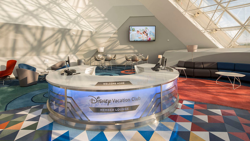 New DVC Member Lounge will offer free drinks, wifi, and relaxation areas