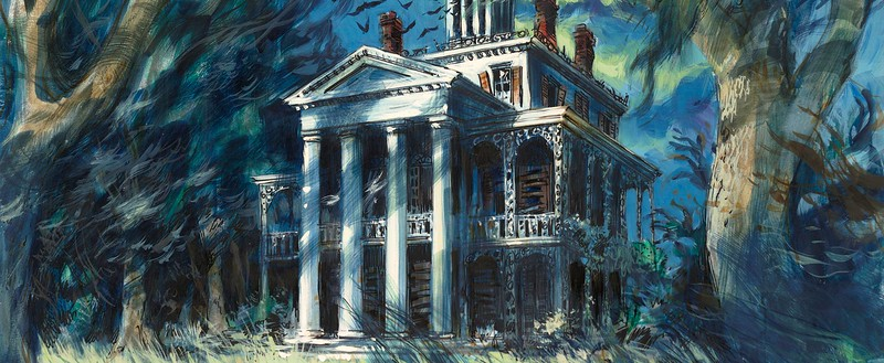 WDFM: Take a look at the kooky path to materializing Walt Disney's HAUNTED MANSION attraction