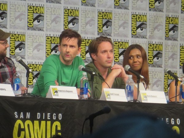 WATCH: It was a duck-blur for DuckTales panel at #SDCC