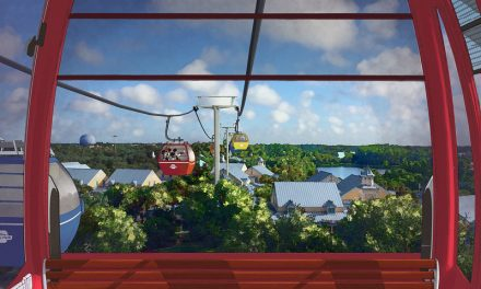 #D23Expo: Disney Skyliner gondolas will connect new DVC Disney Riviera Resort around Walt Disney World