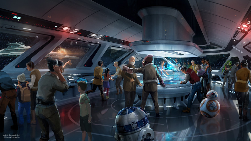 Experiential Star Wars-themed hotel confirmed plus Riviera and New York themed resorts and more Disney Cruise ships
