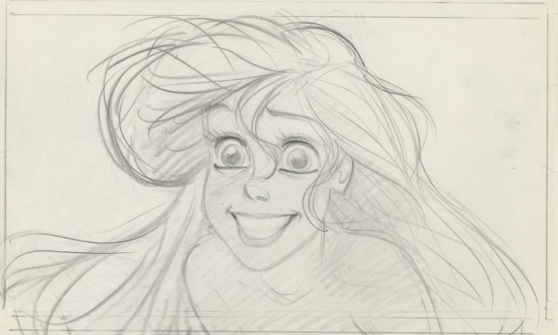 'Make Believe: The World of Glen Keane' is basically a making-of exhibit of our childhoods