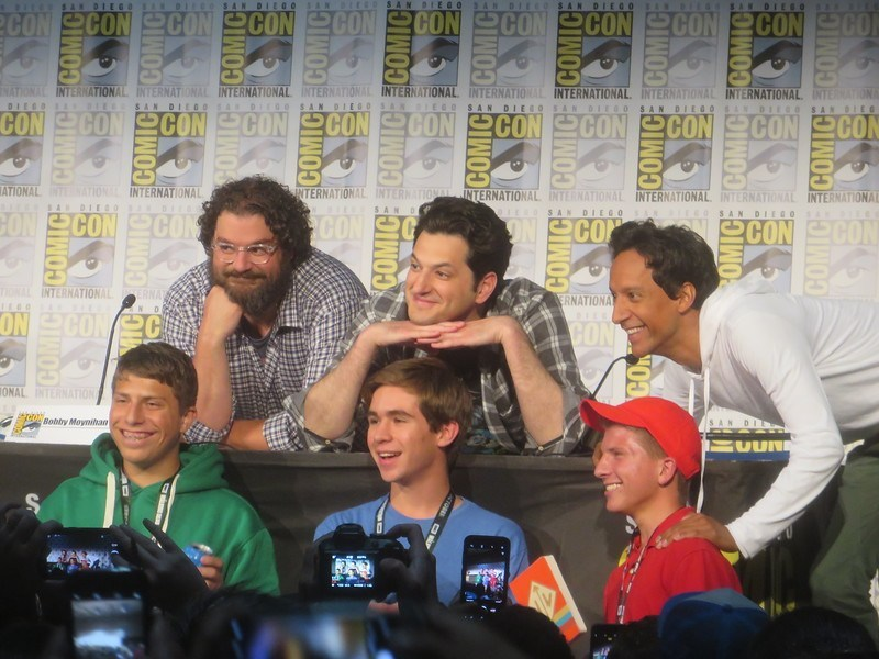 Not pony tales, not cotton tales, just DUCKTALES once again at SDCC