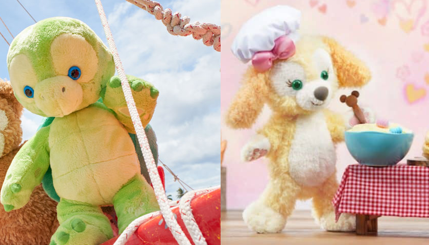 "'Olu and Cookie make a splash as they join ""Friends of Duffy"" collection overseas"