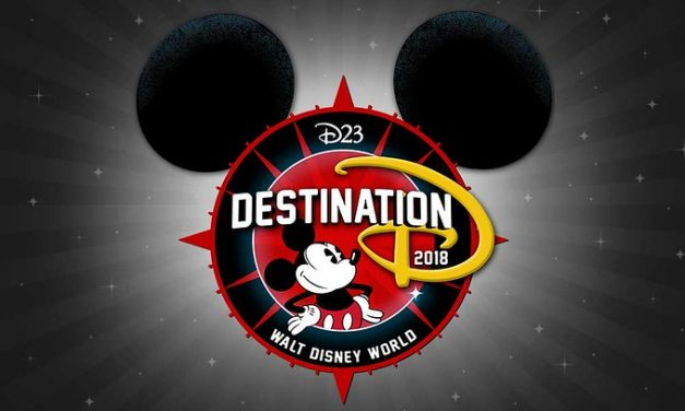 FULL RECAP: Disney Parks unleash a flurry of new announcements at D23's #DestinationD event