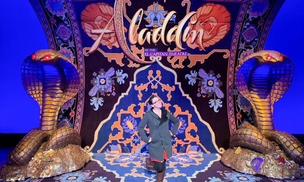 REVIEW: A whole new world of wonder has landed for ALADDIN at El Capitan Theatre!