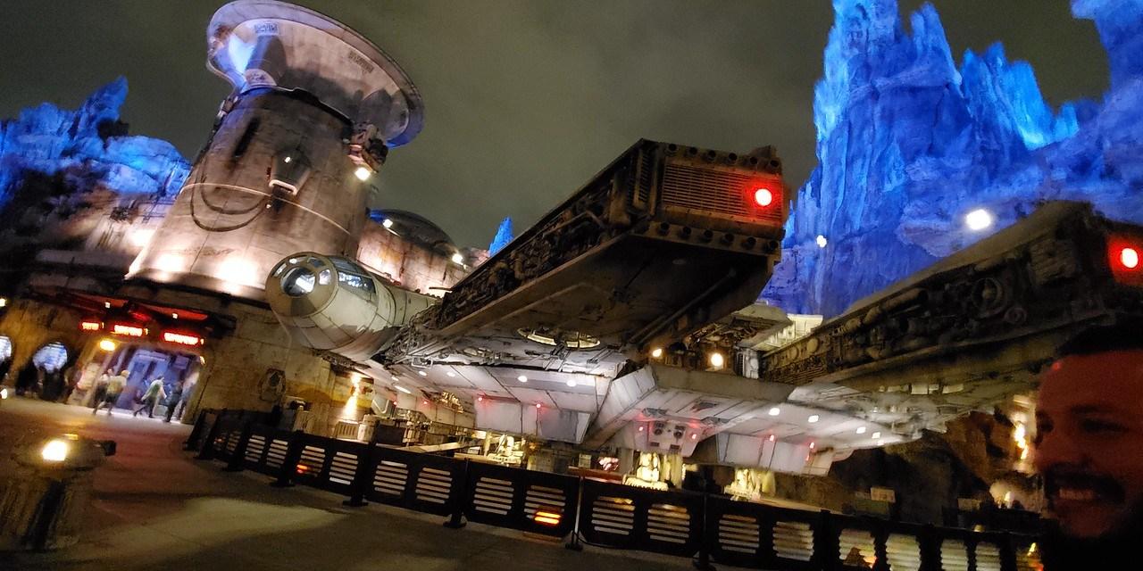 SWGE GUIDE: Inside 'Millennium Falcon: Smugglers Run' at Star Wars: Galaxy's Edge in Disneyland