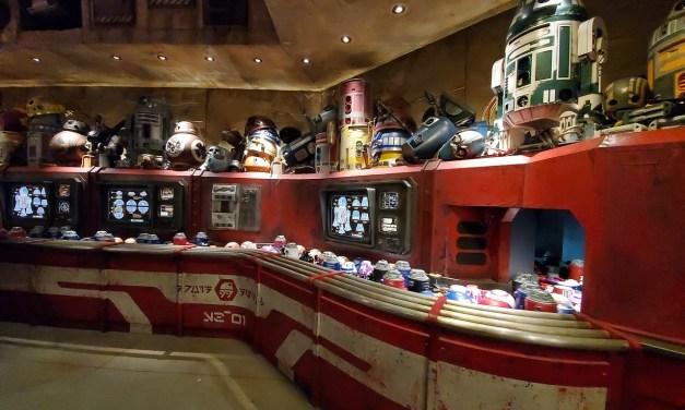 SWGE GUIDE: Inside 'Droid Depot' at Star Wars: Galaxy's Edge in Disneyland