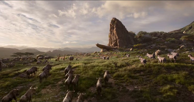 Sunrise Screening of THE LION KING and other fun extras coming to El Capitan Theatre!