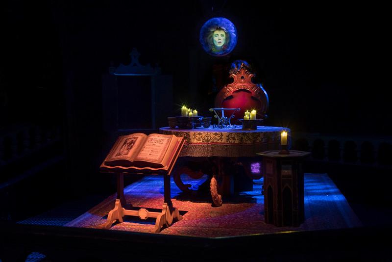 #HauntedMansion50: Shh, Listen! The voices of Disneyland's HAUNTED MANSION!