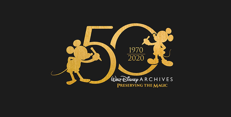 Traveling exhibit announced! 'Inside the Walt Disney Archives: 50 Years of Preserving the Magic'