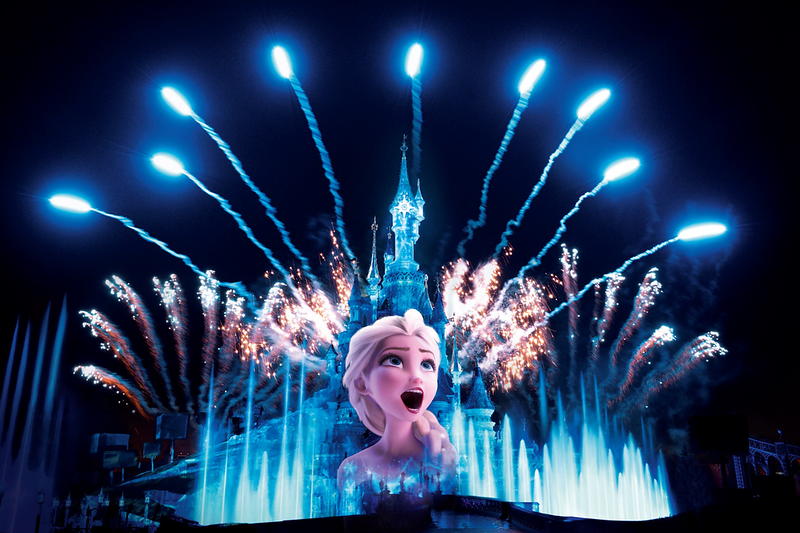 FROZEN 2 bringing cool new offerings to Disneyland Paris from January 11, 2020