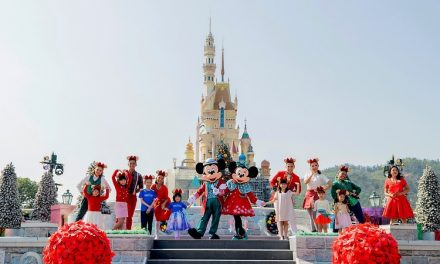 2019 'A Disney Christmas' brings the spirit of the season to Hong Kong Disneyland