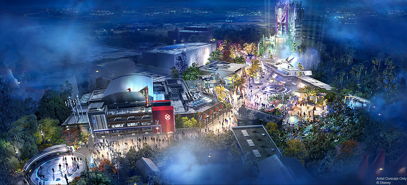 "AVENGERS CAMPUS confirms ""Summer 2020"" opening at Disney California Adventure"