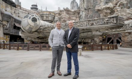 Bob Iger steps down, Bob Chapek named CEO for The Walt Disney Company