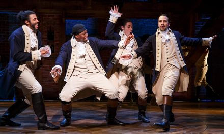 Get ready for HAMILTON — with original Broadway cast — on the big screen Fall 2021