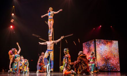 VOLTA! Sports-inspired Cirque du Soleil show coming to Costa Mesa