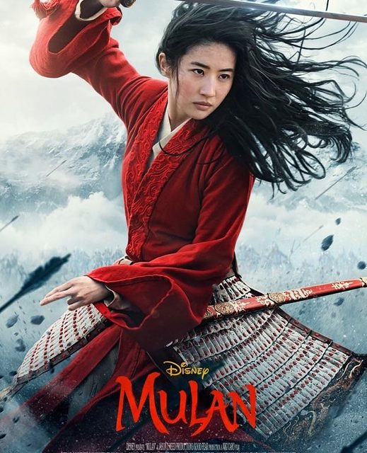 MULAN release confirmed for Premier Access release on #DisneyPlus, theatrical release as available