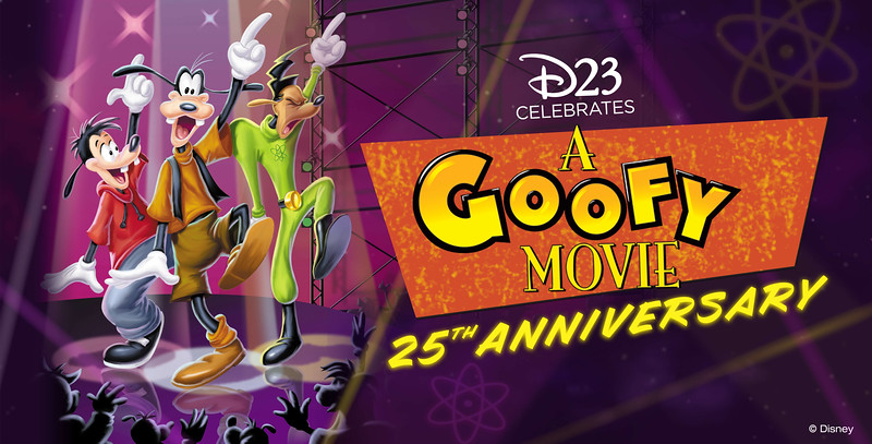 #D23GoofyMovie virtual event is ready to give you a break from modern livin'