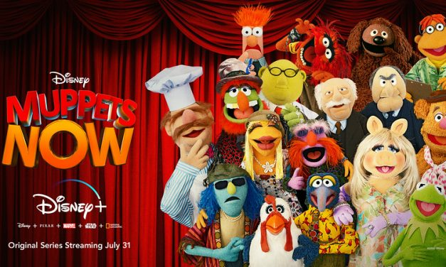 We're ready for MUPPETS NOW but have to wait until July 31 #DisneyPlus