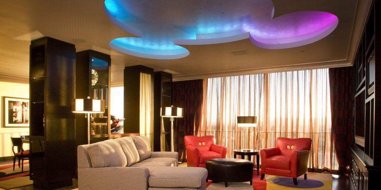 DETAILS: Inside the Disneyland Hotel Mickey Mouse Penthouse at Disneyland Resort   #MIrewind