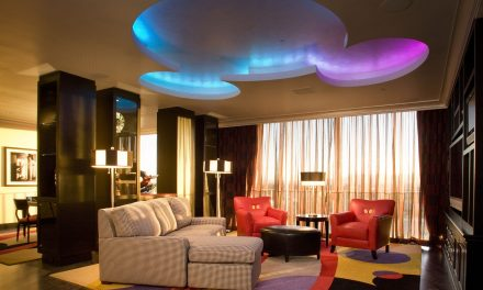 DETAILS: Inside the Disneyland Hotel Mickey Mouse Penthouse at Disneyland Resort | #MIrewind