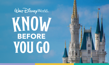 DETAILS: Walt Disney World's park reservation system; no MagicBands, no park hopping, and more