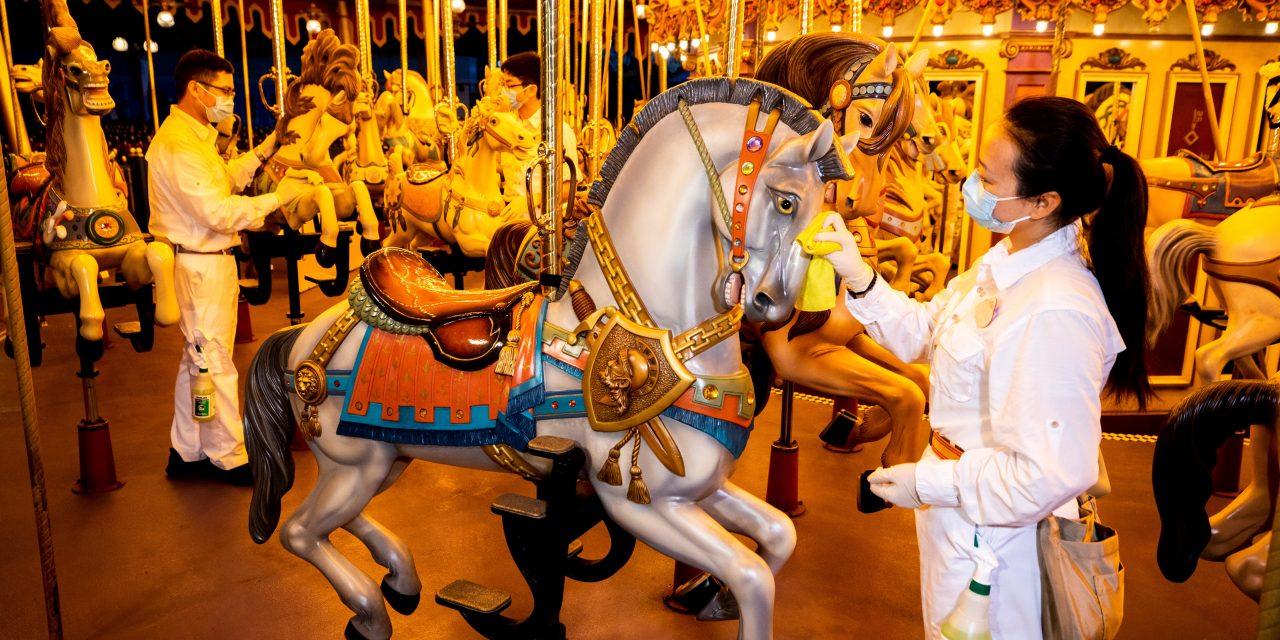 Hong Kong Disneyland outlines procedures for phased reopening starting June 18, 2020