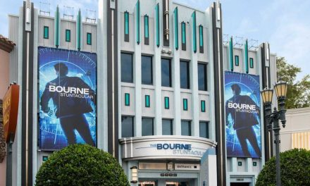 THE BOURNE STUNTACTULAR confirmed for June 30, 2020 official grand opening