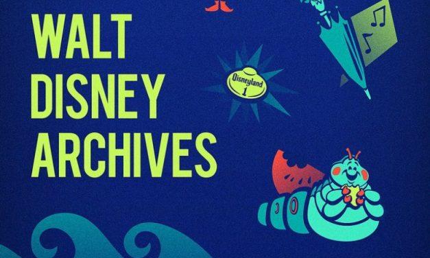 ADVENTURE THRU THE WALT DISNEY ARCHIVES coming Nov. 19 to #DisneyPlus