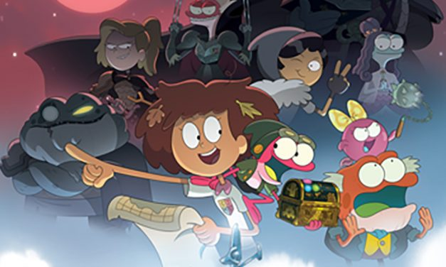 AMPHIBIA confirmed for THIRD season ahead of second-season debut which brings Kermit, George Takei, and more cameos