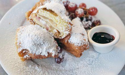 RECIPE: Monte Cristo Sandwich from the Blue Bayou Restaurant at Disneyland | #MIrewind