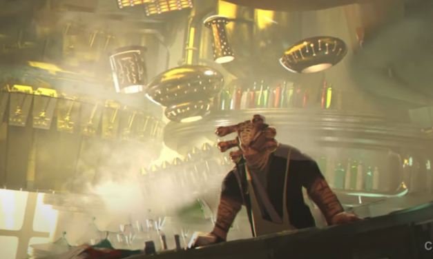 FIRST LOOK: Second Cantina, interactive alien characters coming to STAR WARS: GALAXY'S EDGE in new virtual experience