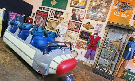 PICTORIAL: Amazing assortment of Disneyana and history at DISNEYLAND: THE FIRST 65 YEARS exhibit, auction