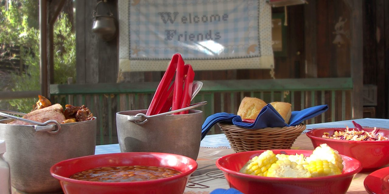 RECIPE: Big Thunder Ranch Barbecue Ribs from Disneyland | #MIrewind