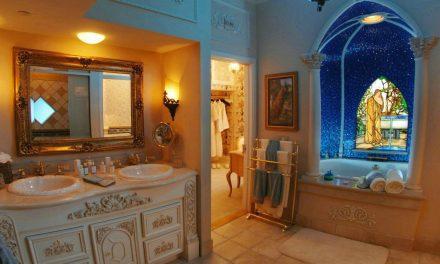 DETAILS: Inside the Disneyland Dream Suite above Pirates of the Caribbean at Disneyland Resort | #MIrewind