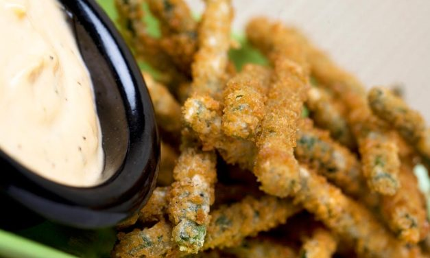 RECIPE: Fried Chinese Long Beans from Trader Sam's at the Disneyland Hotel | #MIrewind