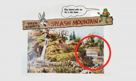 COULDA BEEN: 'Br'er Rabbit's Splash Mountain' presented by McDonald's; Pecos Bill's renamed to Hungry Bear