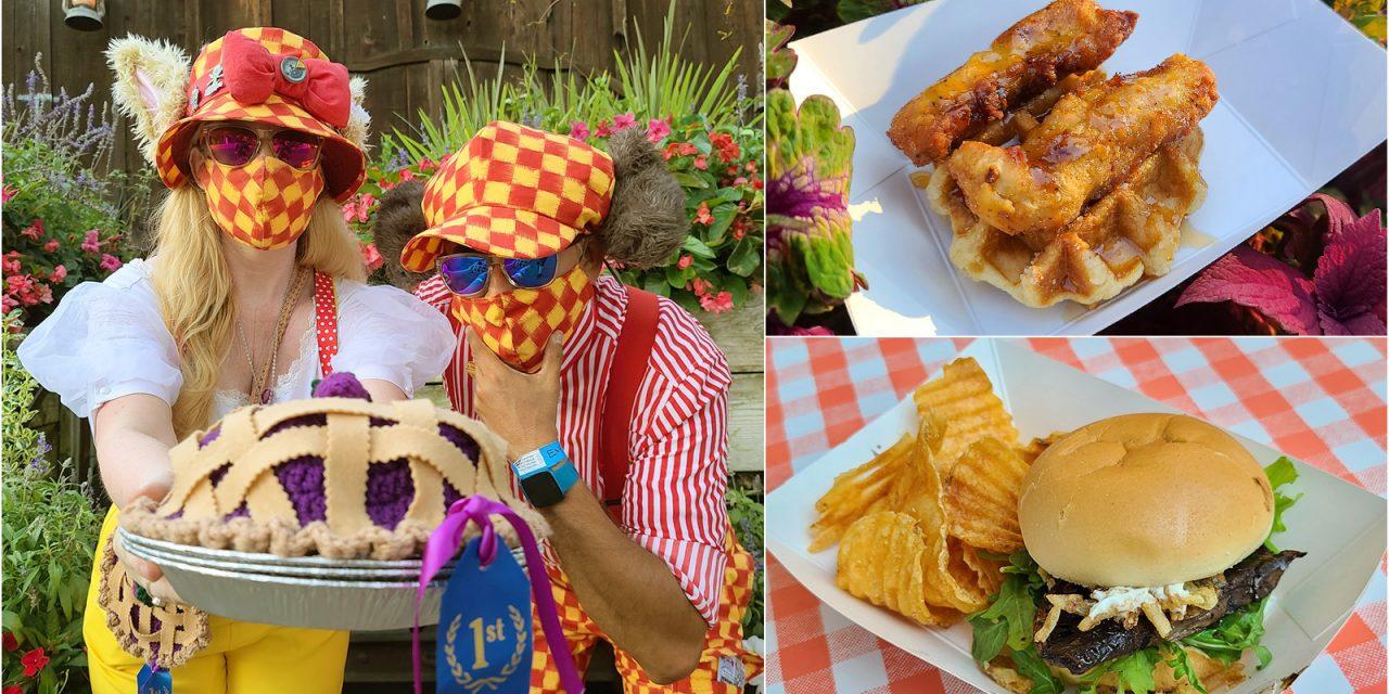 PICTORIAL: Enhanced TASTE OF KNOTT'S event brings tons of good eats, visual treats