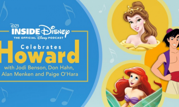D23 EVENT: All members invited to watch 'D23 Inside DisneyCelebrates the Magic and Music of Howard Ashman'