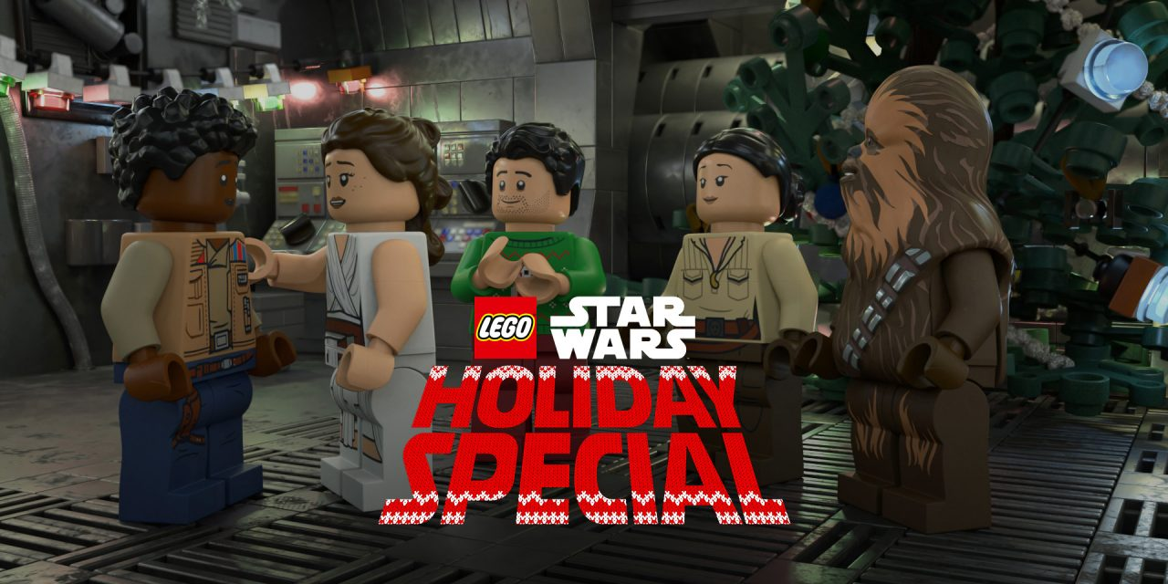 Have yourself a merry little Life Day! THE LEGO STAR WARS HOLIDAY SPECIAL coming Nov. 17 to #DisneyPlus