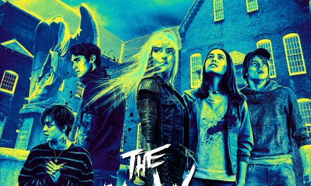 IMAX poster revealed for THE NEW MUTANTS, features exclusive artwork