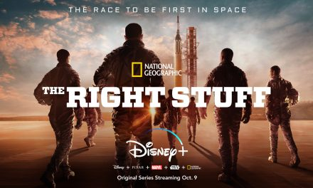 THE RIGHT STUFF scripted series confirmed for Oct. 8 release on #DisneyPlus; new trailer, poster