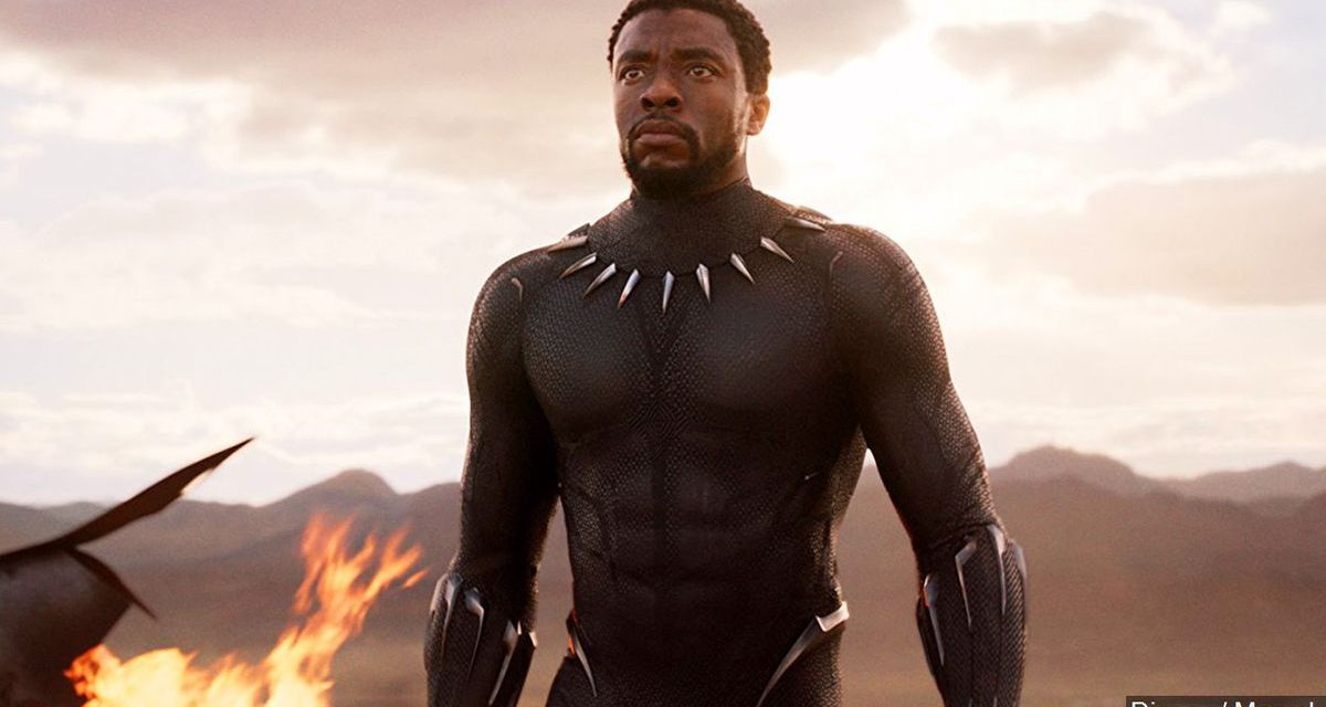 Chadwick Boseman, beloved King T'Challa in Marvel's BLACK PANTHER, has passed away at 43