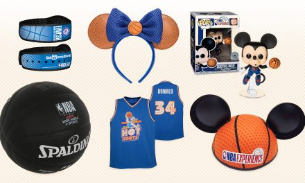 NBA X Disney Parks merchandise collections coming soon